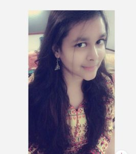 Ayushi Sharma, Mody Univeresityt