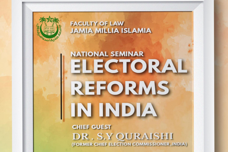 electoral reforms in india Centre for public impact india's electoral reform: the then prime minister to invite the committee on electoral reforms under the minister of.