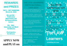 The LAW Learners National LAW Quiz