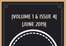 CALL FOR PAPERS: VOLUME 1 & ISSUE 4: JUNE 2019 [NO PUBLICATION FEE]