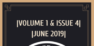 CALL FOR PAPERS: VOLUME 1 & ISSUE 4: JUNE 2019|[NO PUBLICATION FEE]