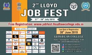 job fest banner