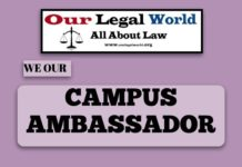 Our Legal World